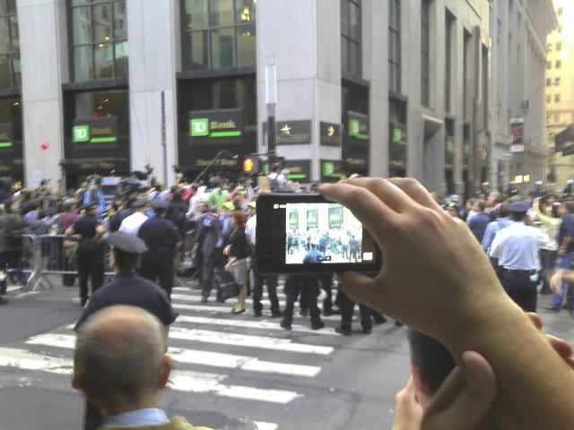 Veranstaltung: Massenmedien und Medien-Massen am Beispiel von Occupy Wall Street – Gutenberg Lab