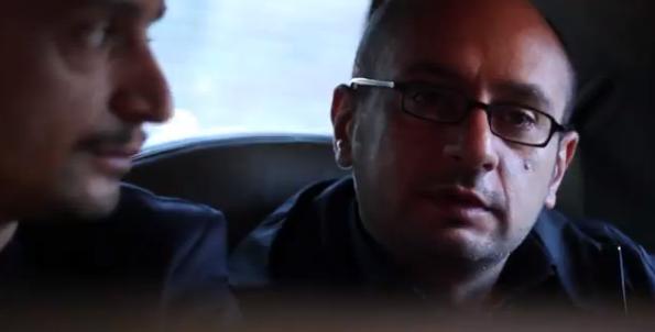 Arash & Arman T. Riahi – Dokumentarfilmer bei Occupy Wall Street