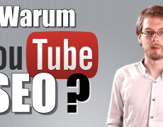Warum Suchmaschinen Optimierung bei Youtube Videos? Youtube – SEO-Serie – Trailer