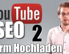 Suchmaschinen Optimierung für dein Youtube Video: Was es beim Dreh zu beachten gibt – SEO (2/4)