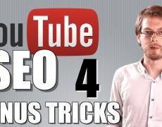 Noch mehr Views auf Youtube – 5 Tipps – Youtube SEO (4/4)