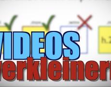 Videos verkleinern kostenlos – MPEG Streamclip Anleitung